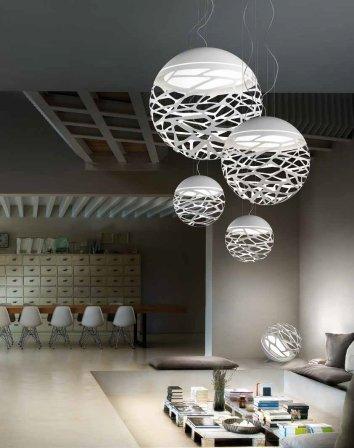 Kelly, подвесной светильник, Studio Italia Design