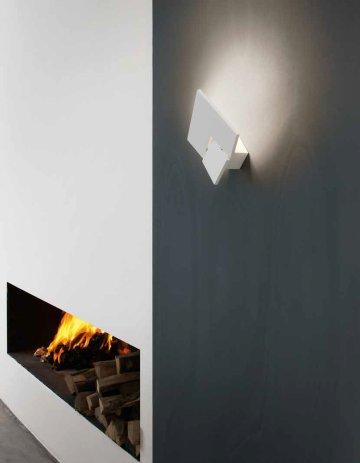 Puzzle Twist, настенный светильник (бра), Studio Italia Design