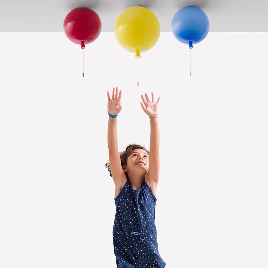 Светильники шарики Brokis в детской