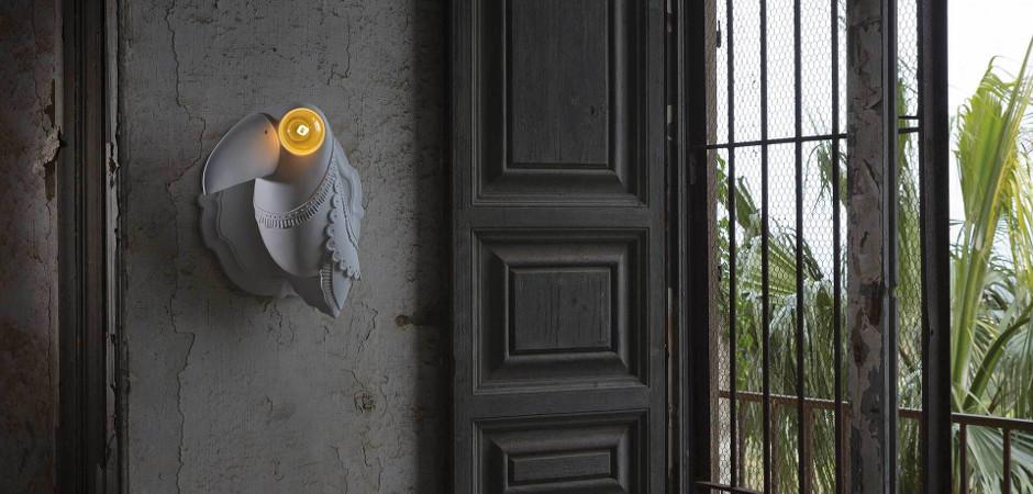 Настенный светильник Cubano, Karman