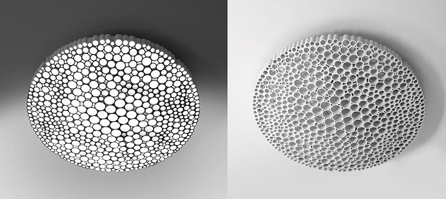 Потолочный светильник Calipso, Artemide