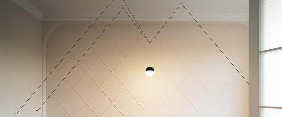 Подвесной светильник String Light, Flos