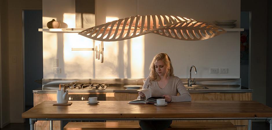 Подвесной светильник Navicula, Davide Truebridge