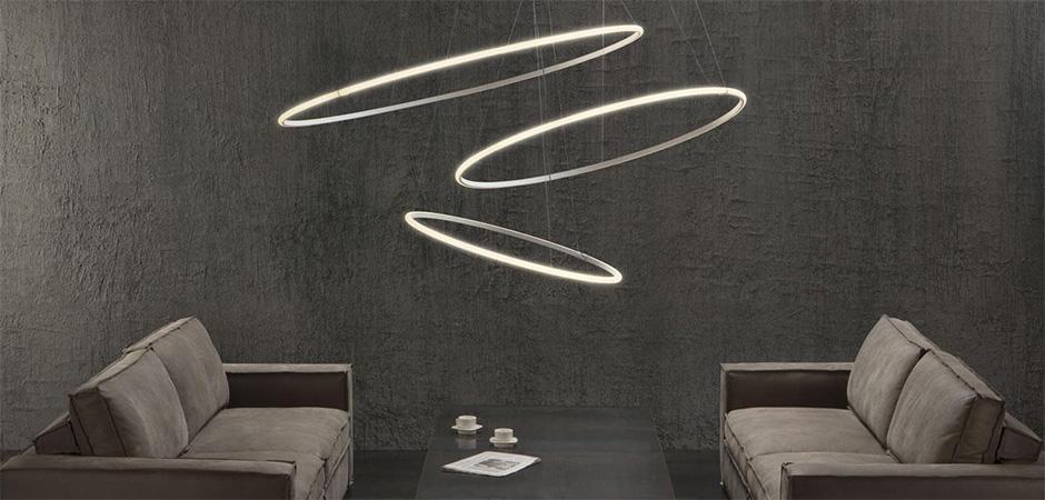 Подвесной светильник Olympic, Fabbian