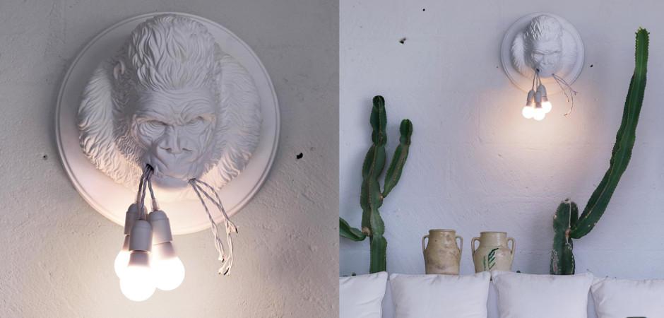 Настенный светильник Ugo Rilla, Karman