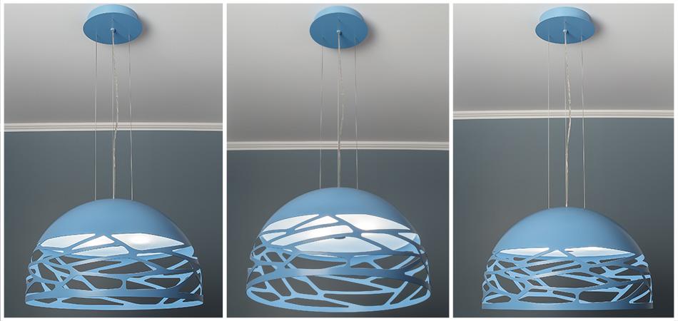 Подвесные светильники Kelly, Studio Italia Design