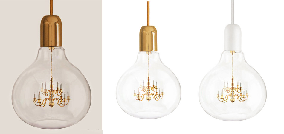 Подвесные светильники King Edison, Mineheart