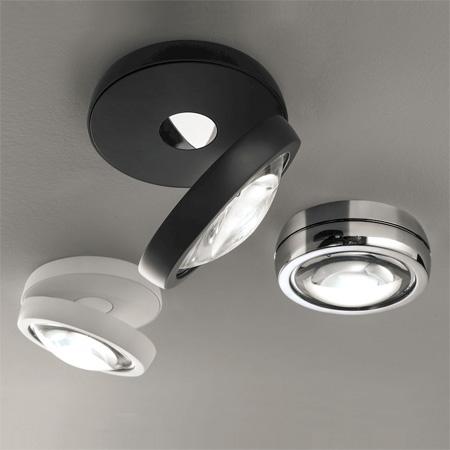 Потолочные светильники Nautilus, Studio Italia Design