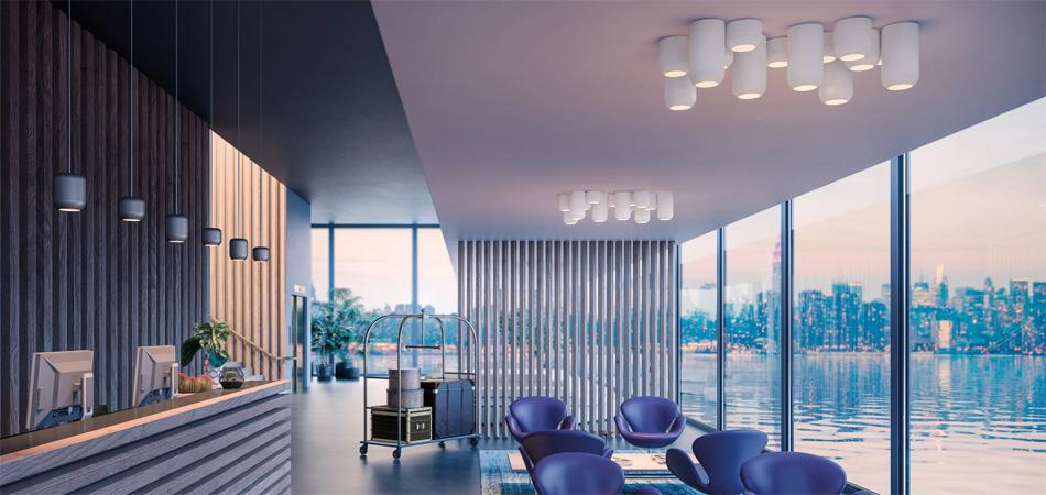 Потолочный светильник Urban, Studio Italia Design