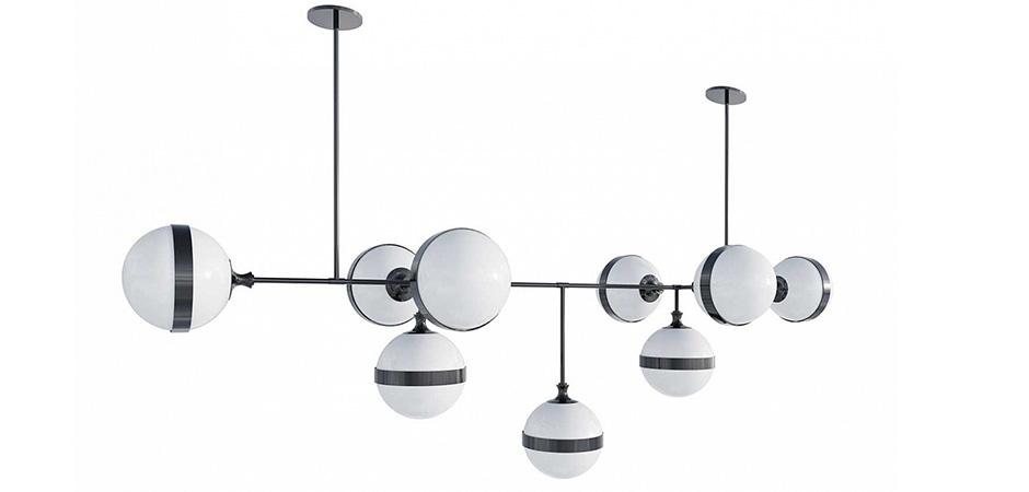 Потолочный светильник Peggy Futura, Vistosi