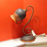 Bellon 220009 brown лампа настольная