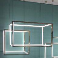 Aromas C1213 Cube-X люстра подвесная