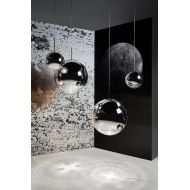 Tom Dixon Mirror mini ball 40 MBB40+MBA07EU