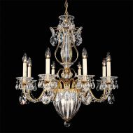 Schonbek 1260 22 H люстра подвесная