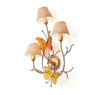 Euro Lamp Art 2373/03AP col.3804 бра без абажура 7047 бра