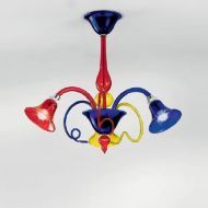 Sylcom 1420/3 Multicolor люстра подвесная