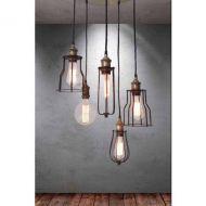 Home Lighting MAGNUM SYRMA KS2048P-40-5AB-S 77-2448-259 подвес