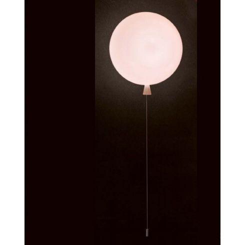 Brokis MEMORY CEILING D250 CGC 30 потолочный светильник воздушный шар розовый light